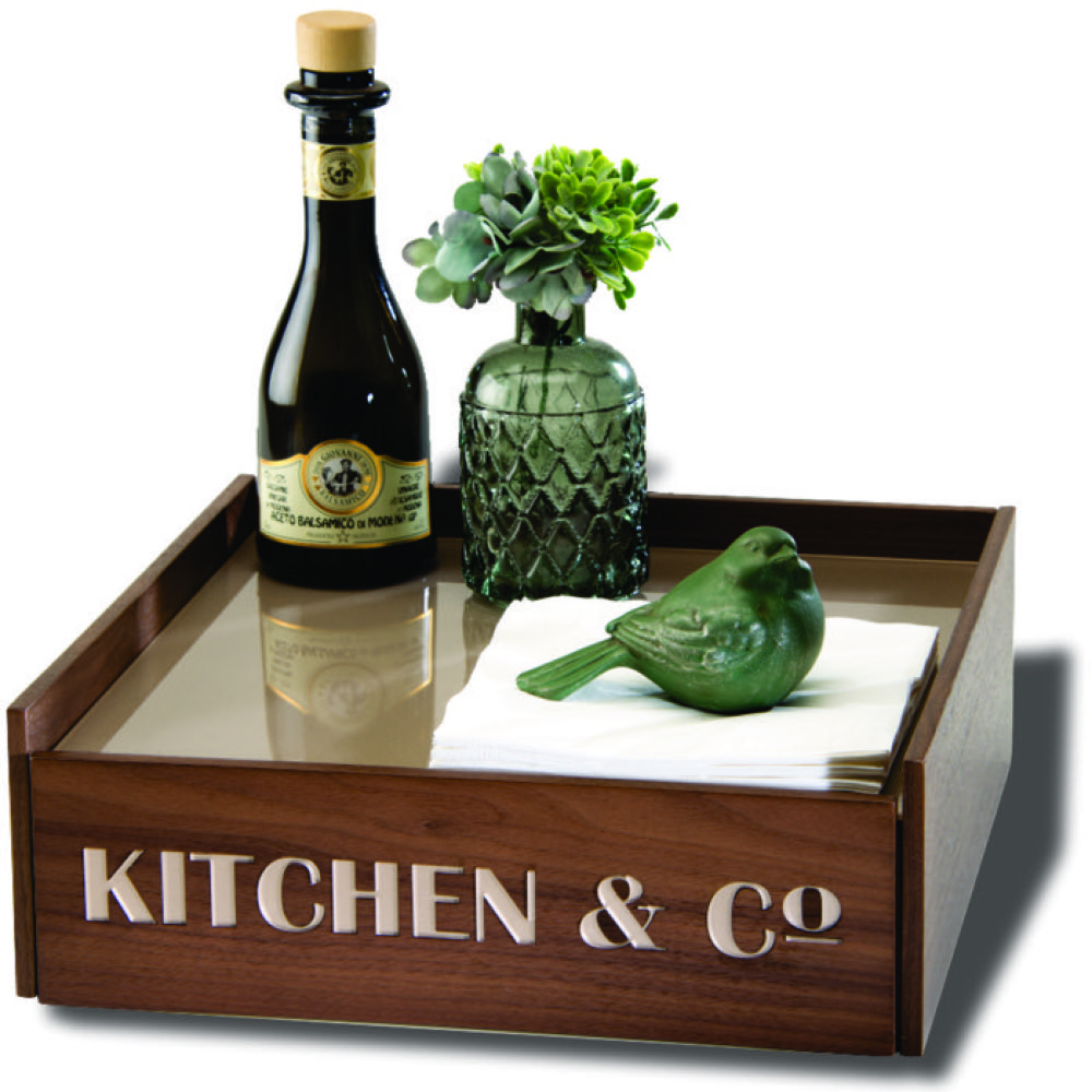 Porta Talher Kitchen & Co