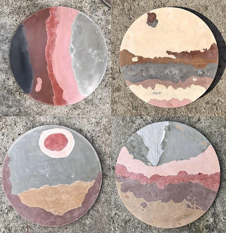 Quadros Geo 1, 2, 3 e 4