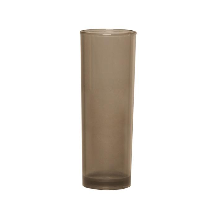 Copo Long Drink Slim 300 ml Fumê