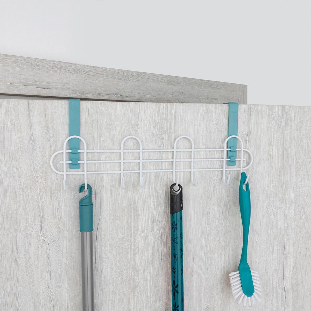 Porta vassoura com alça