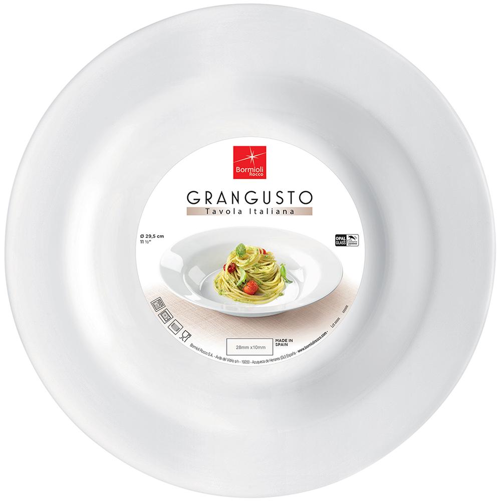 Foto still do prato para pasta