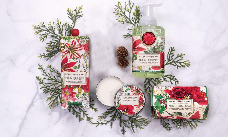 Coleção Merry Christmas - Michel Design Works