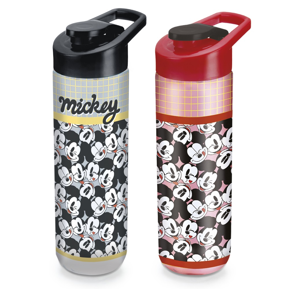 SQUEEZE PET MICKEY MOUSE 700 ML