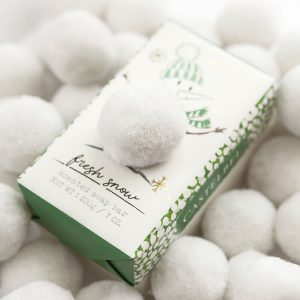 9-1080 CB Winter Fun Fresh Snow 200g Soap_2_square