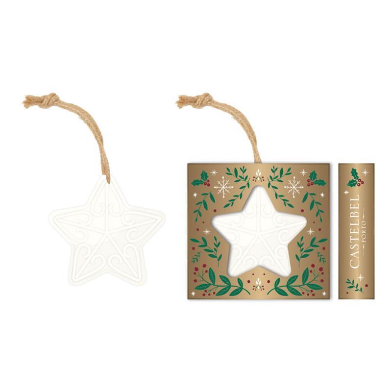 Castelbel Porto - Festive Green Star