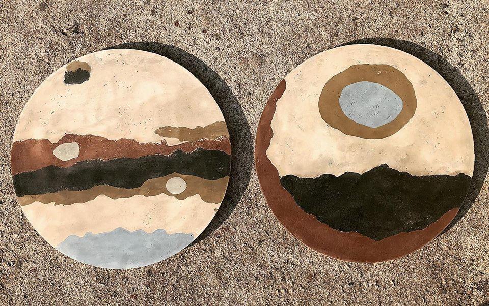Quadros Geo 2 e 3