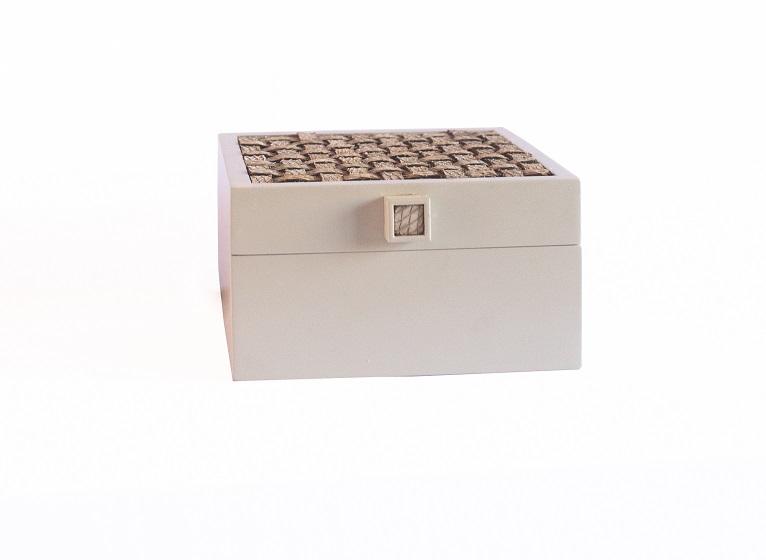 Caixa Para Decoração De Ambientes - Ac91