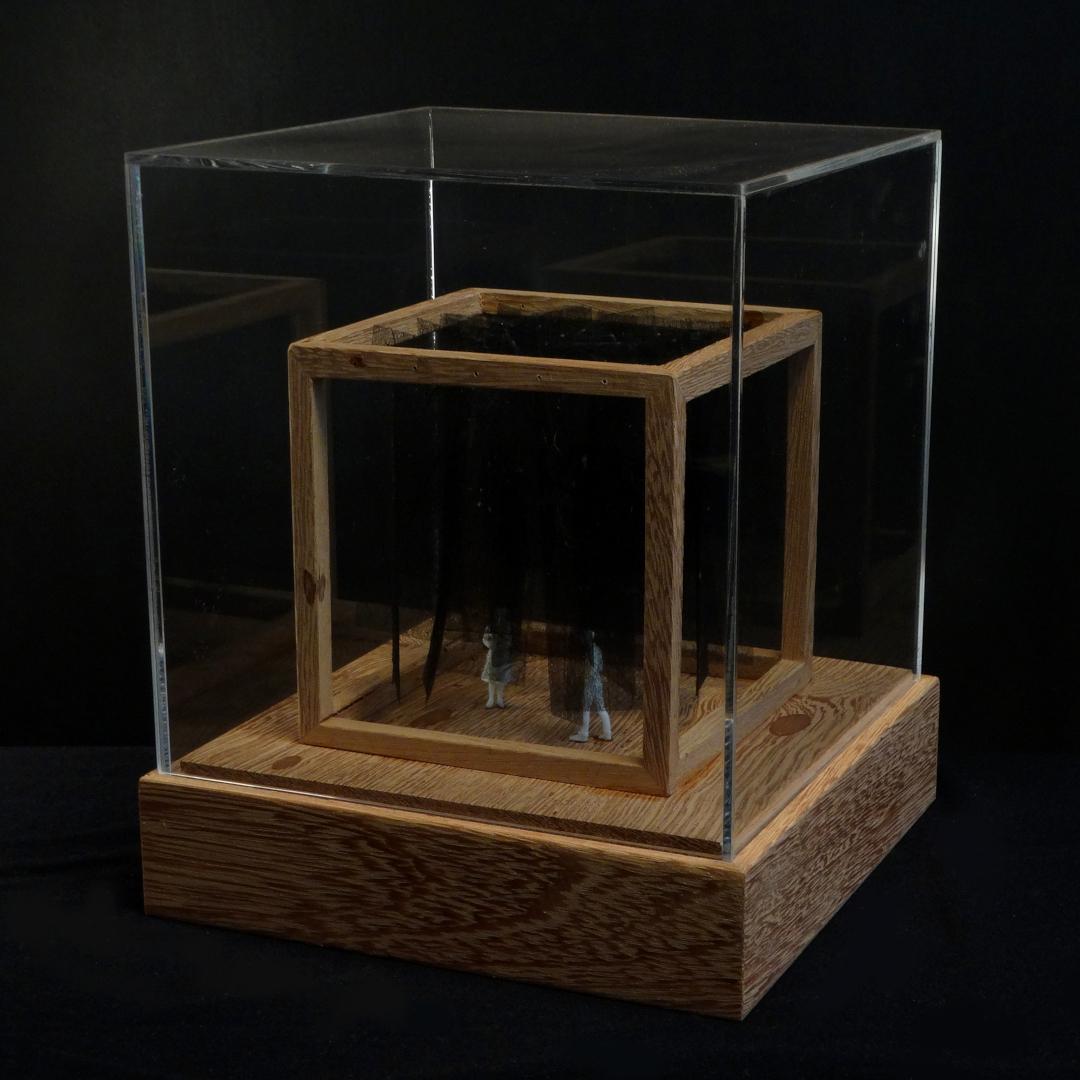 Série Aprisionados | Cubo