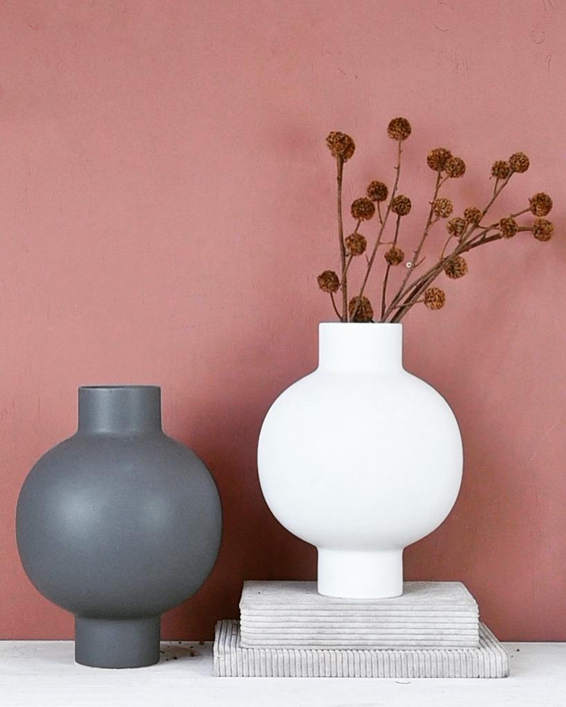 Vasos em Cerâmica Fosca Hanko
