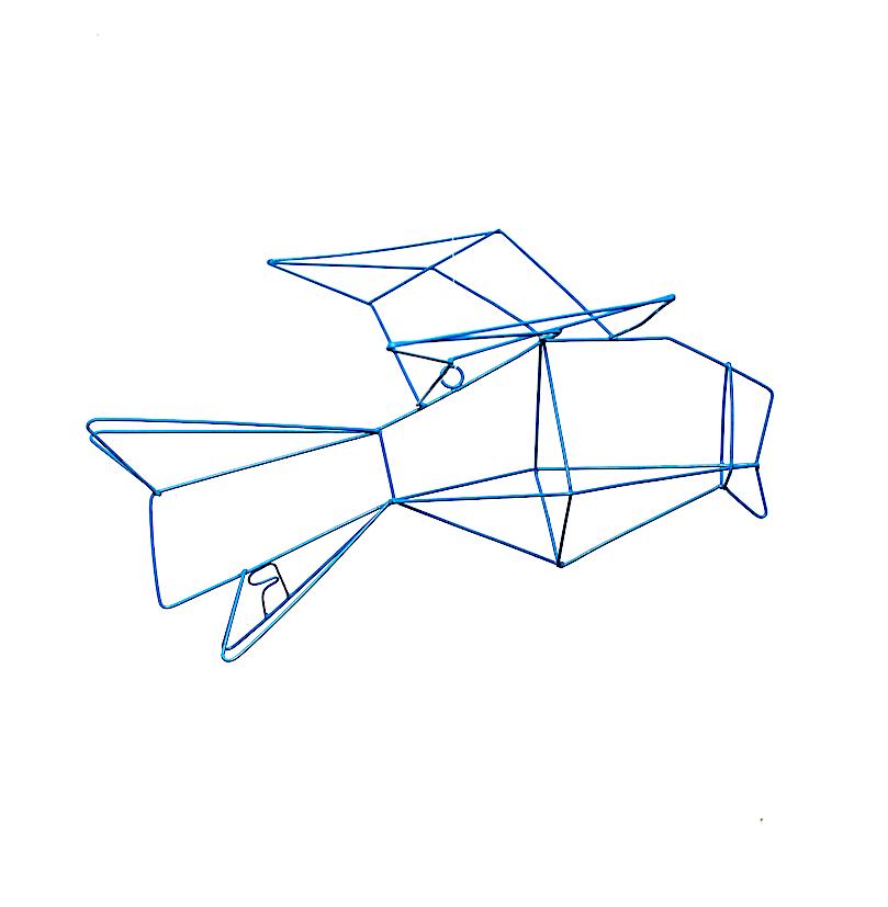 Gaivota Origami 2