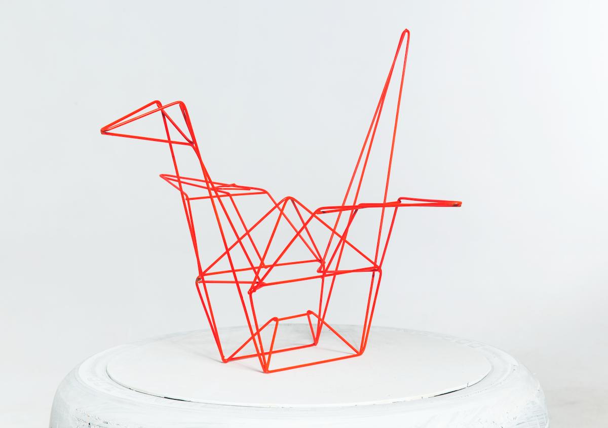 Tsuru origami 1