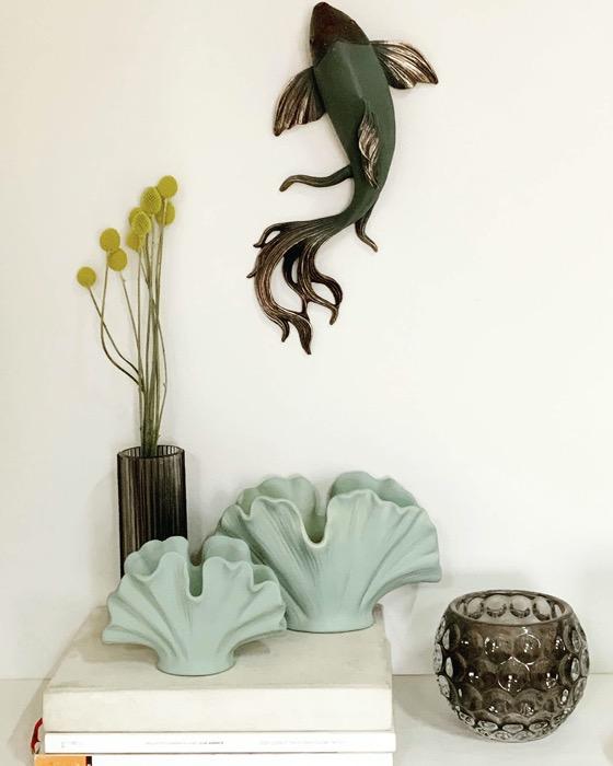 Escultura, Vasos e Porta Velas