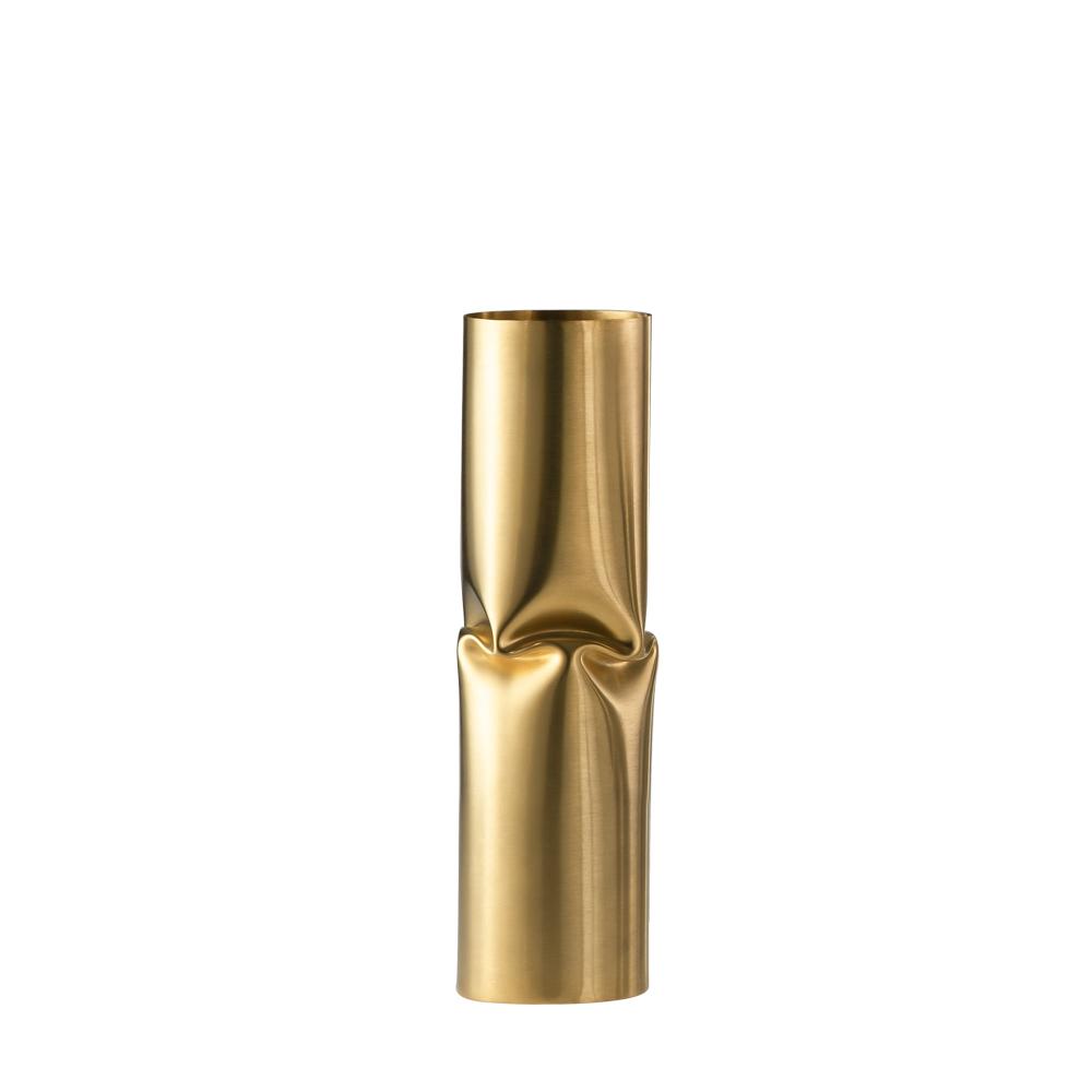Vaso Amasso pequeno ouro 24k