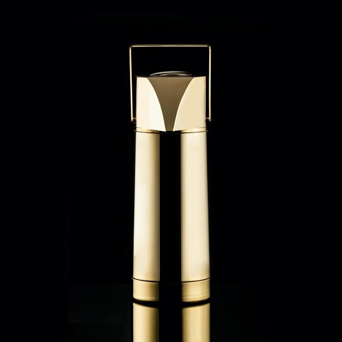 Térmica Pump ouro 24K