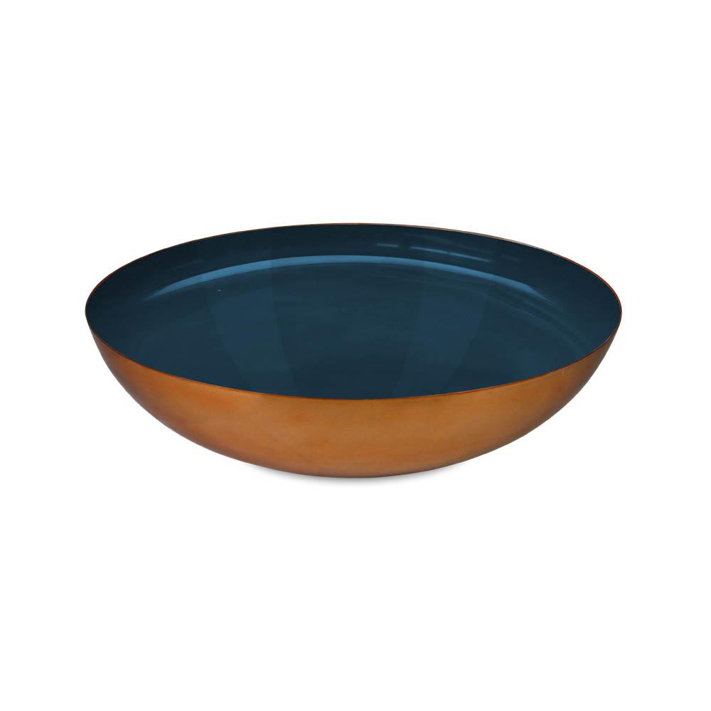 Bowls Decorativos em Metal Esmaltado Eberis I