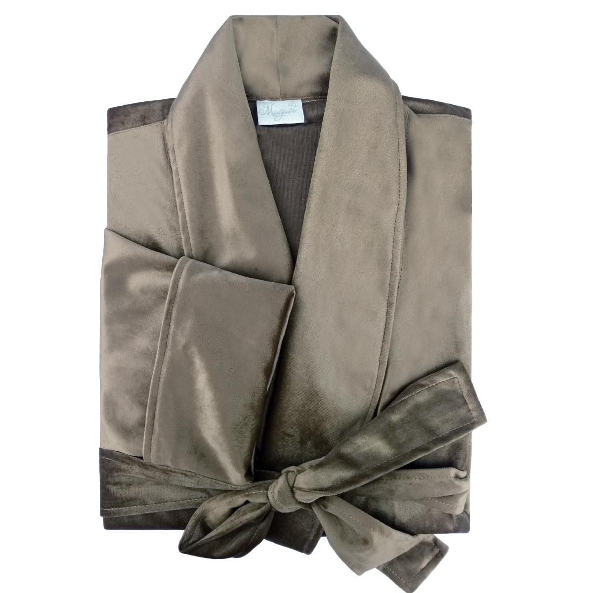 Robe de Veludo Essence - Cor Fendi