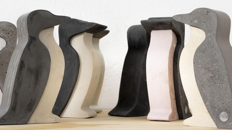 Pinguinho (disponível em 6 cores)