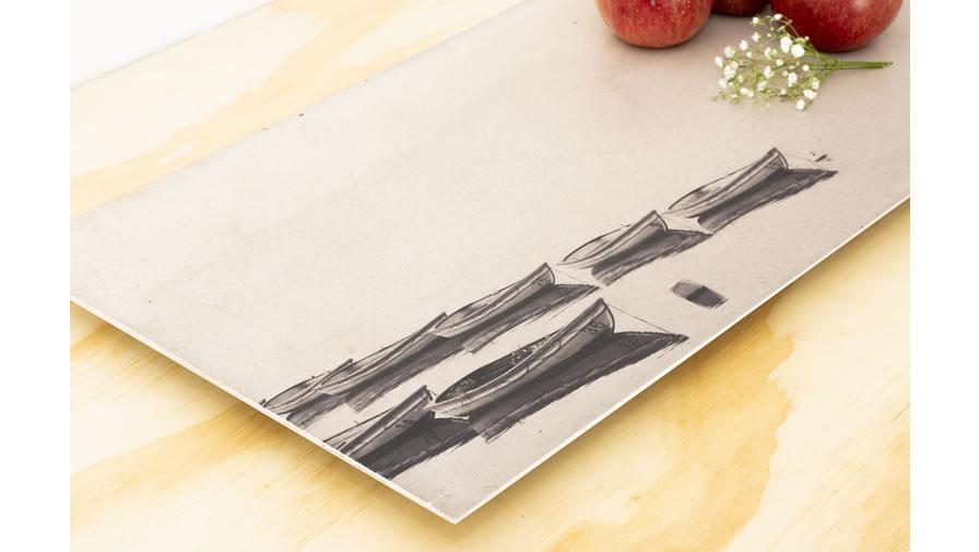 Bandeja Daguerre Barcos (impressões personalizadas)