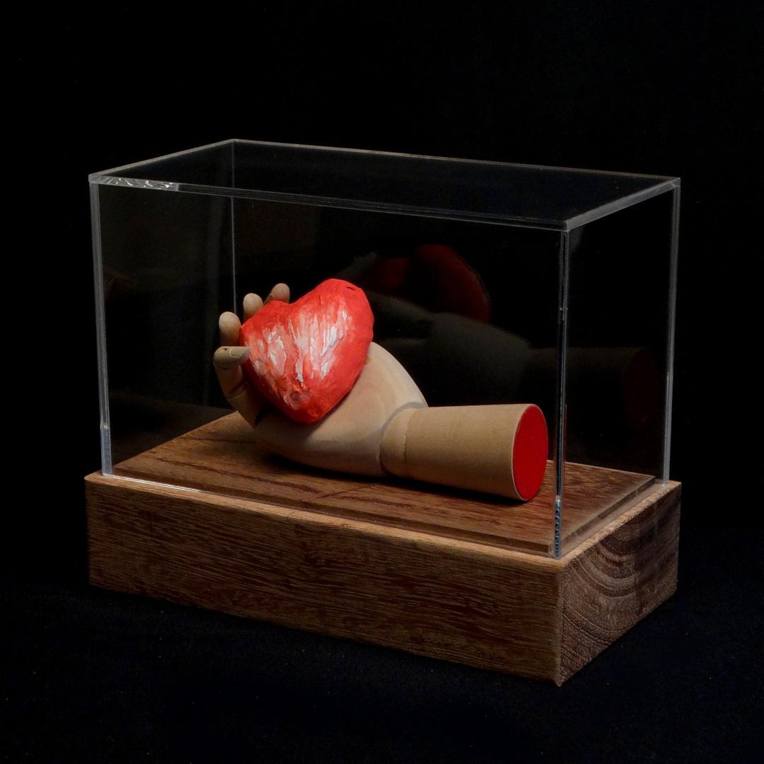 Série Mãos | Coração