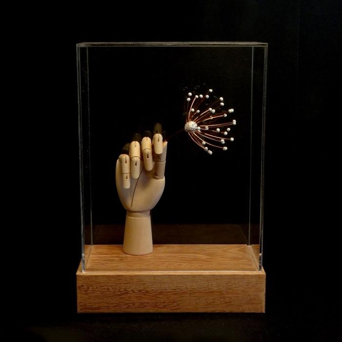 Série Mãos   Flor