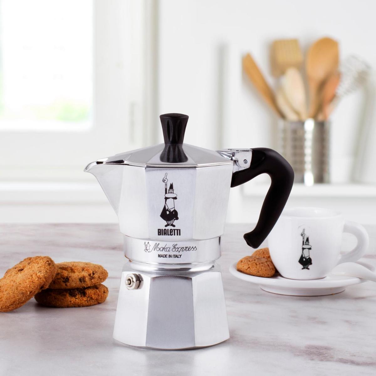 Moka Express, um método 100% eco-sustentável de preparar Café!
