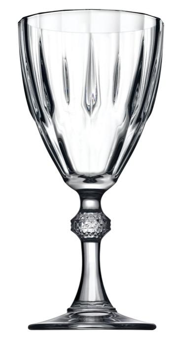 TAÇAS VINHO 190 ML DIAMOND
