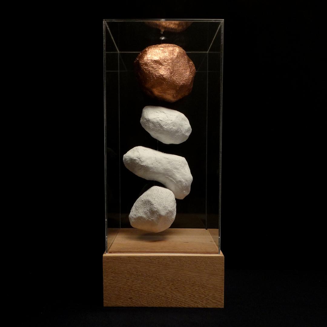 Série Pedras | Cobre
