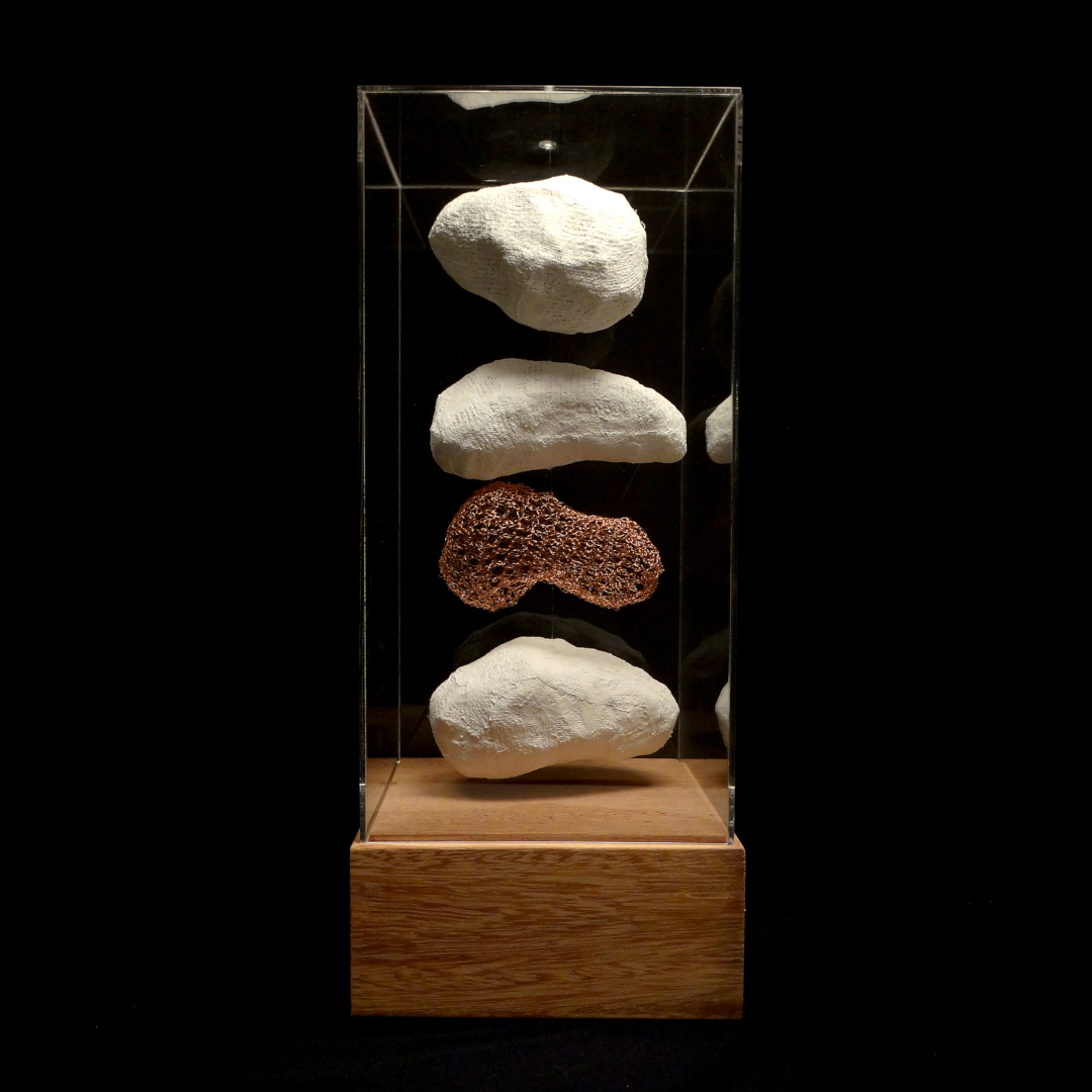 Série Pedras | Crochê