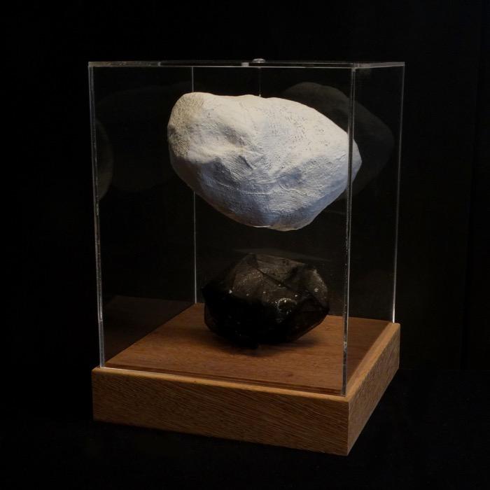 Série Pedras | Papel Preto