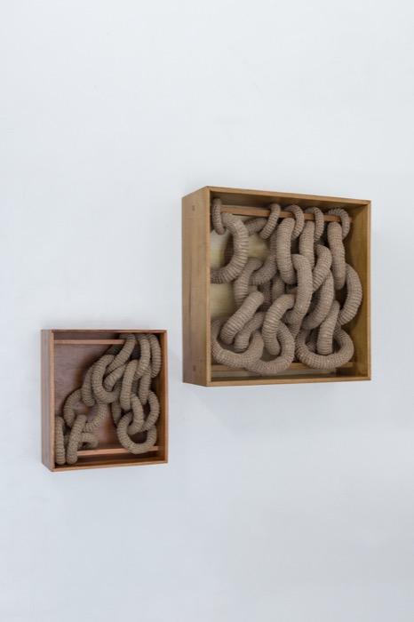 escultura correntes