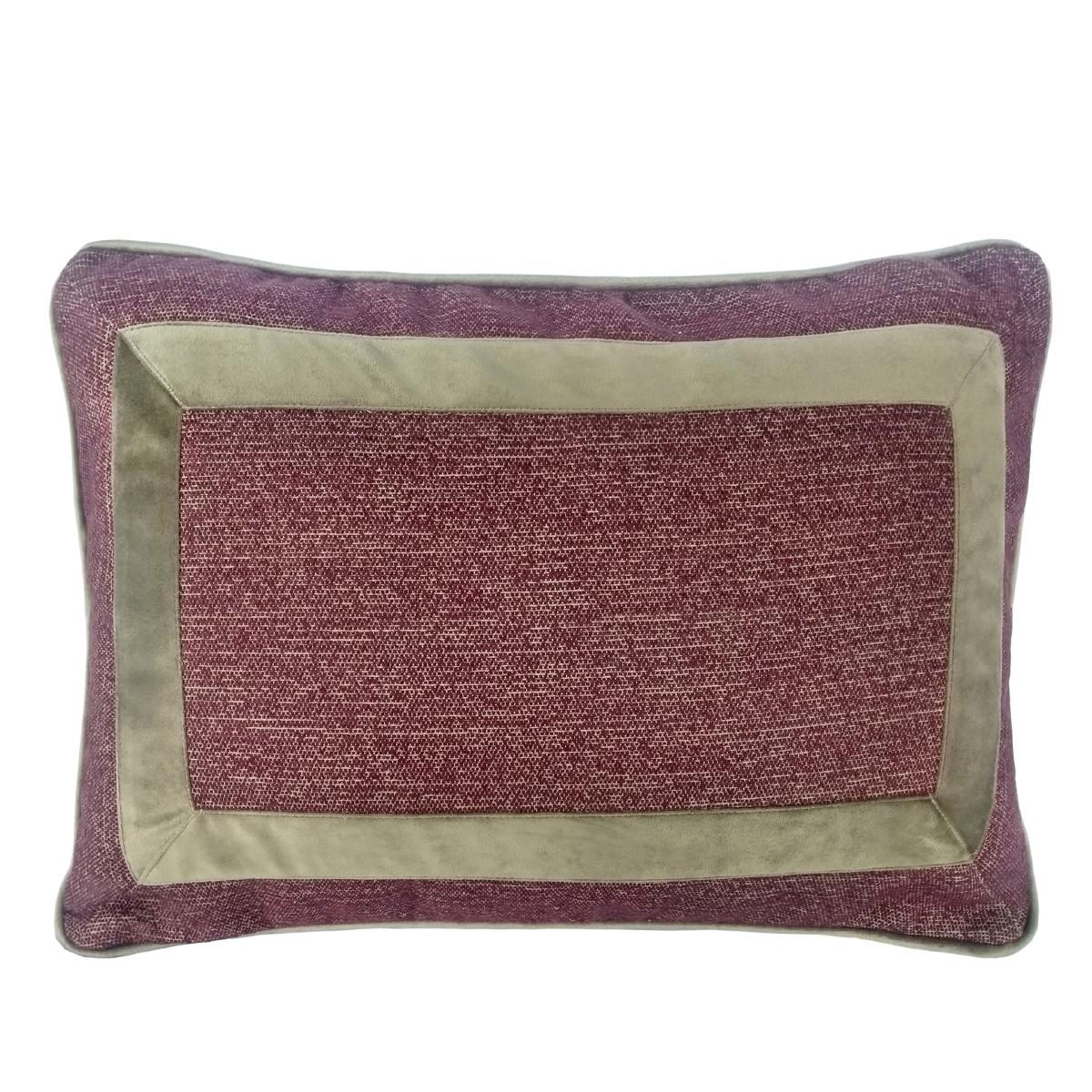 Almofada Essence Tweed e Veludo Fendi 40x60