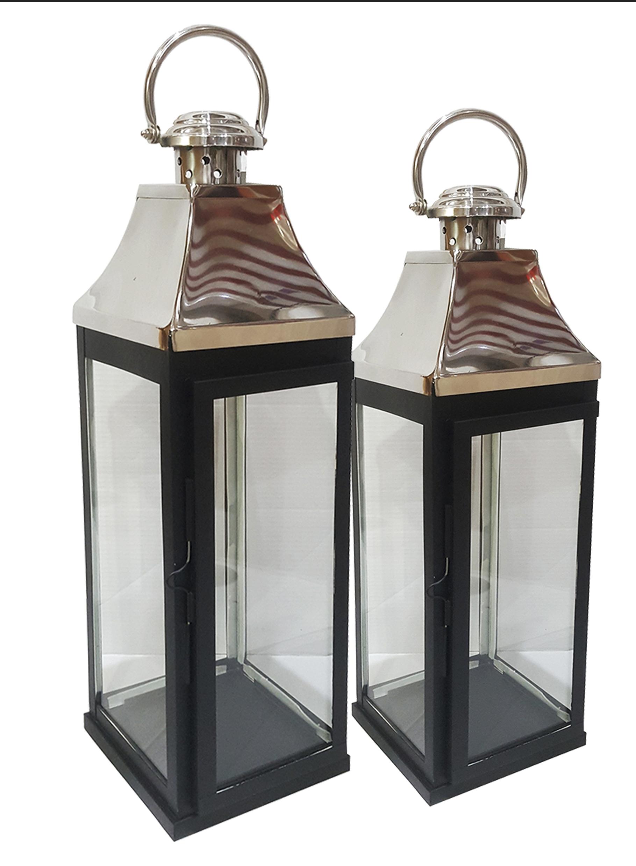 Conjunto de lanternas Austin