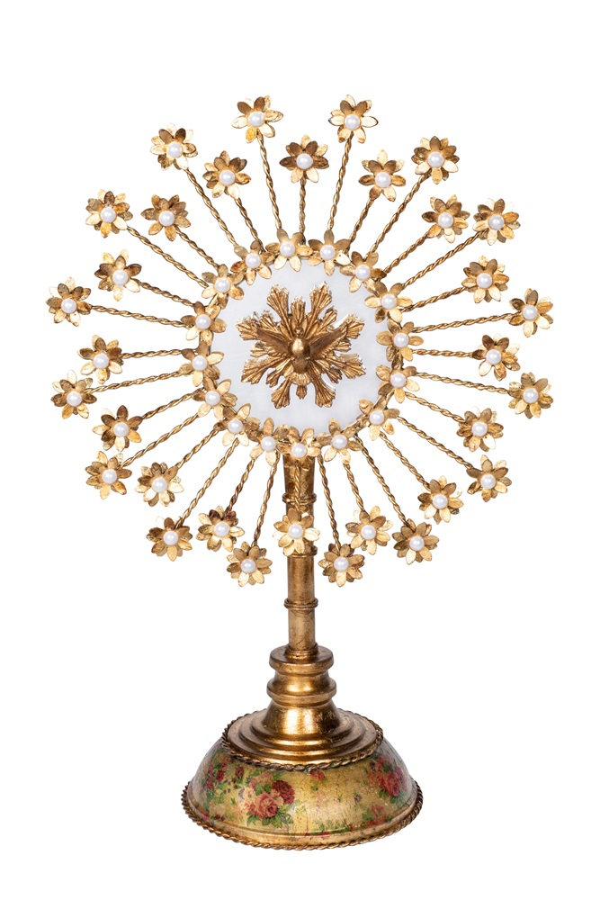 Esplendor pedestal com Espirito Santo