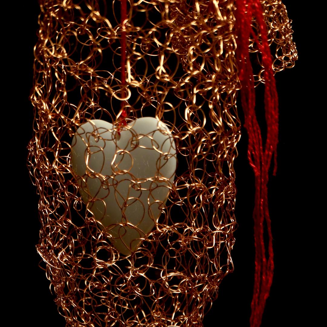 Série Das Tripas Coração | Escultura