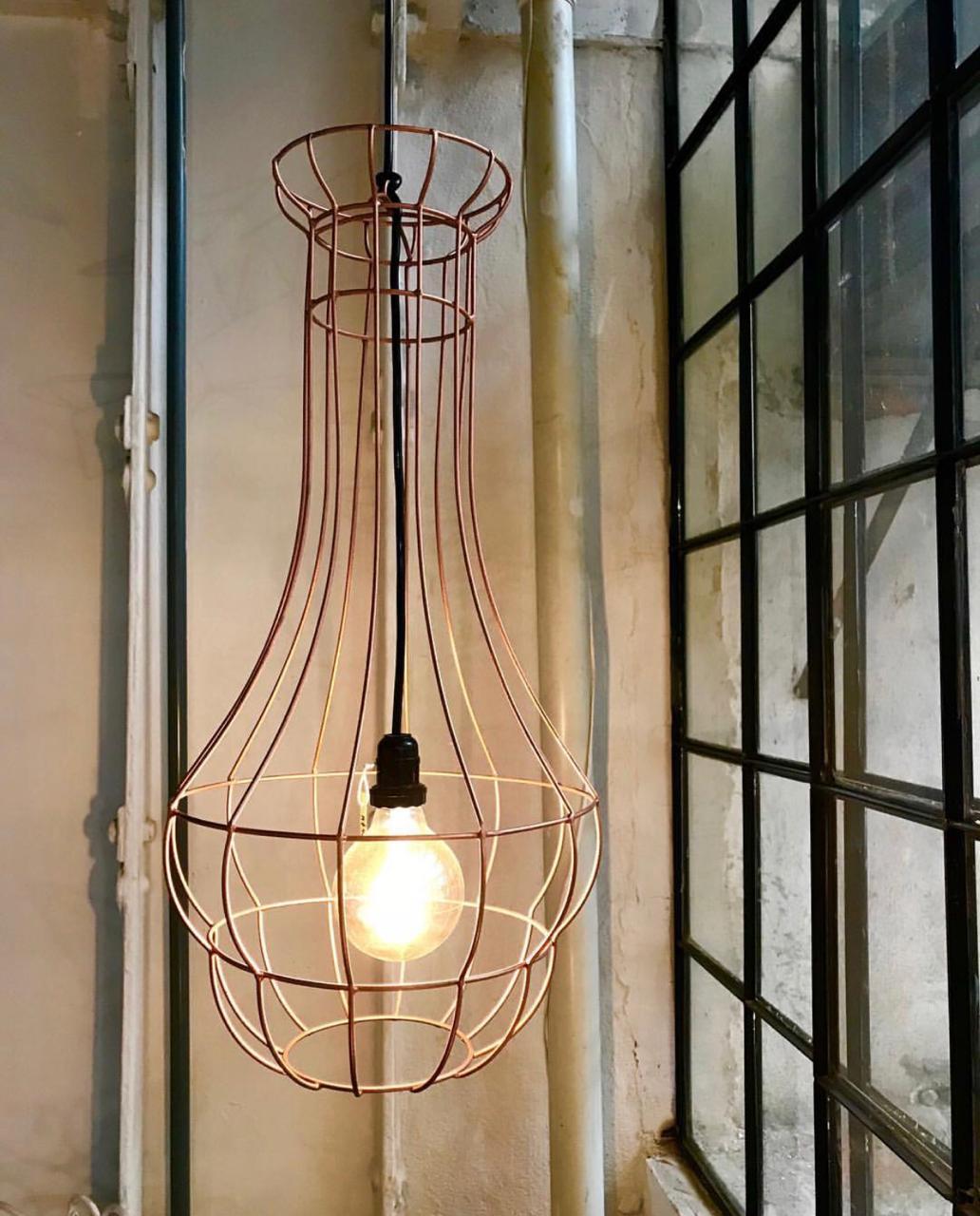 Luminária Imperio Interior Design