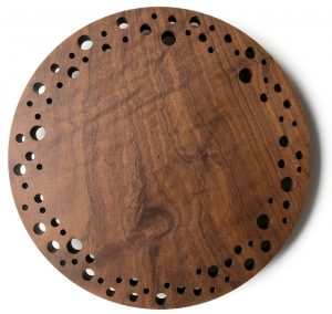 disco madeira furada-bx