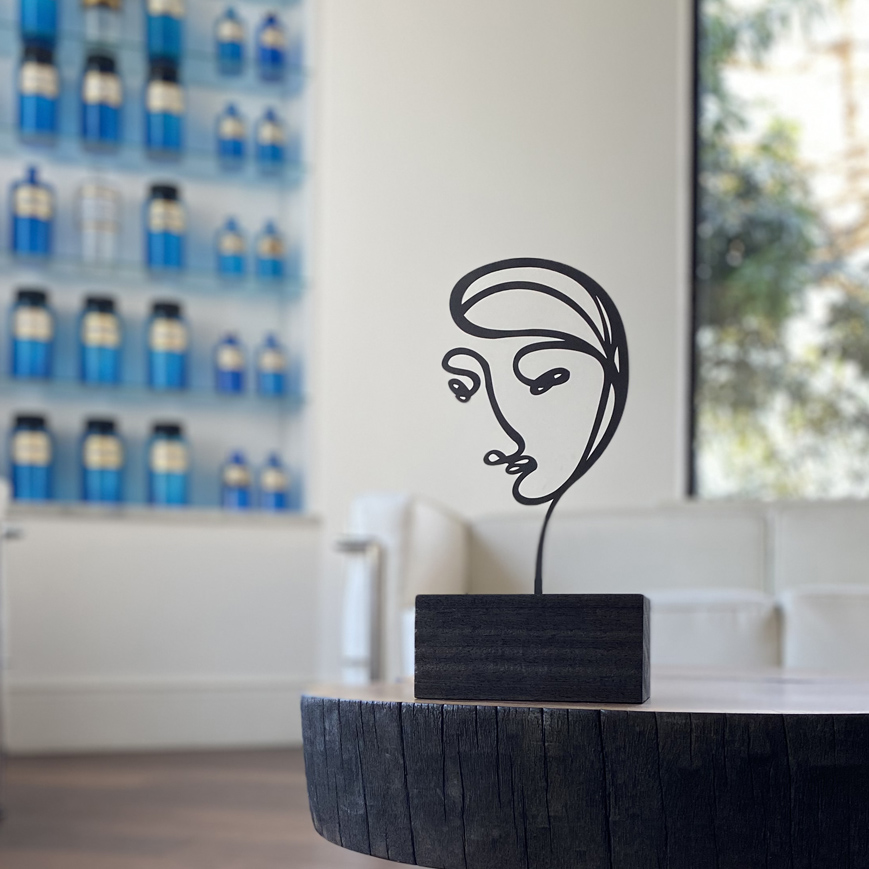Escultura Portrait N1