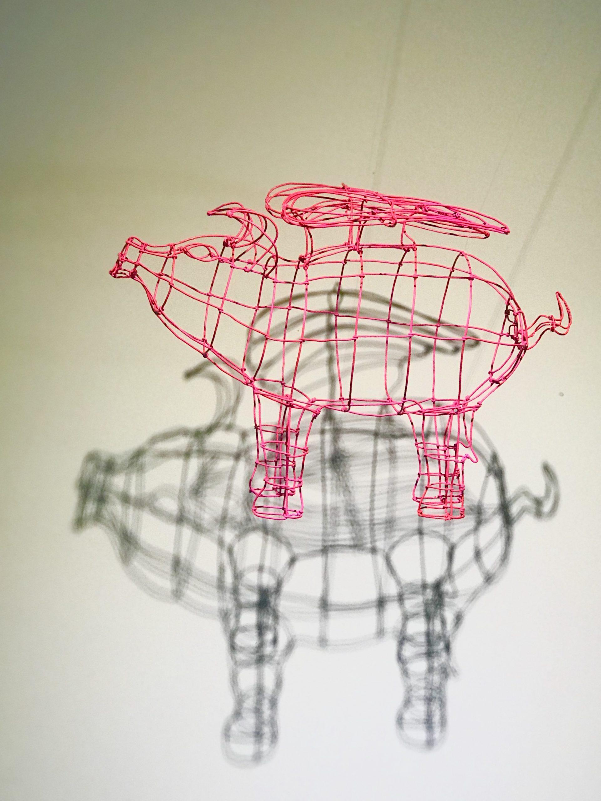 Porco voador Interior design