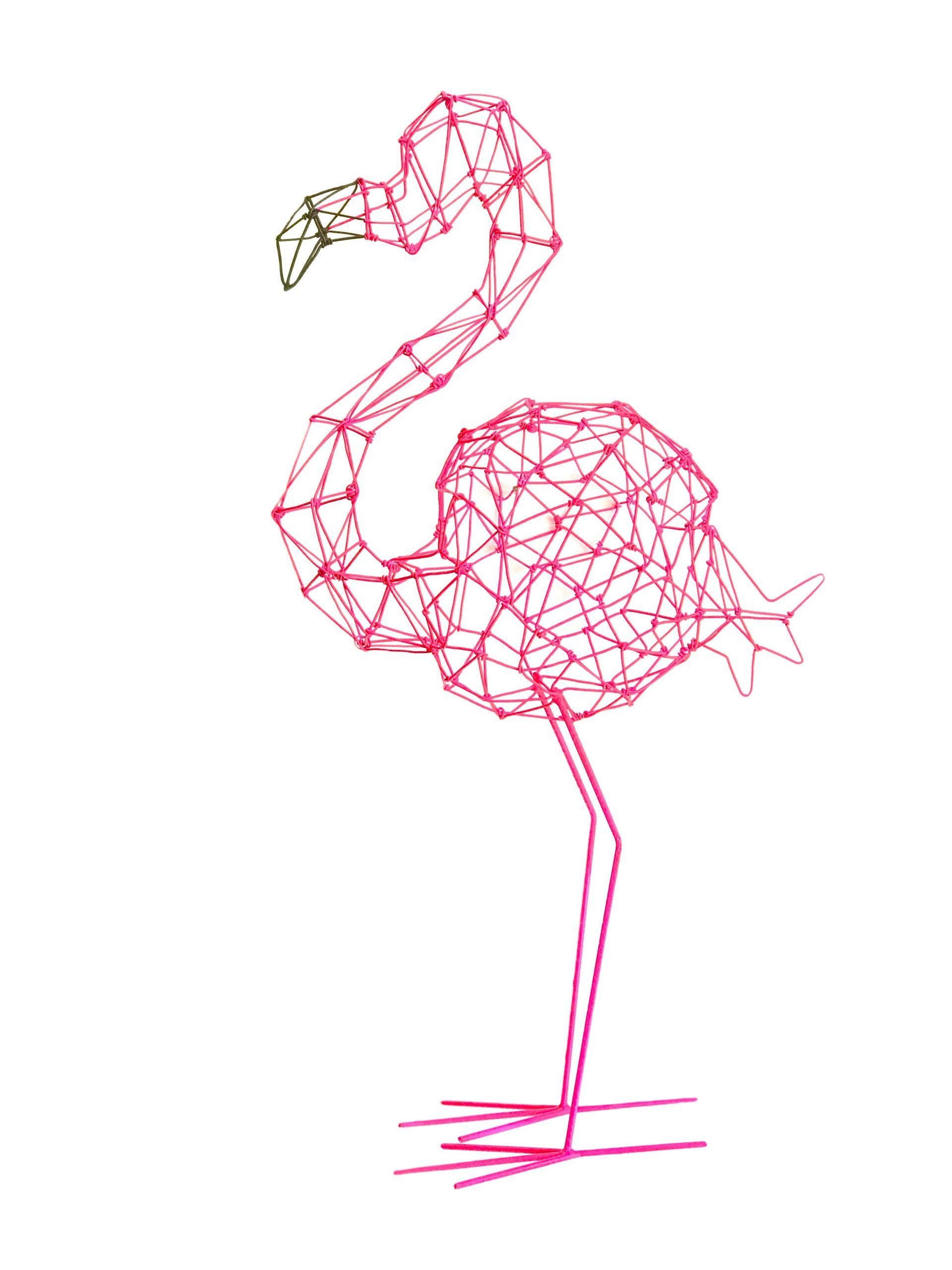 Flamingo Origami Grande