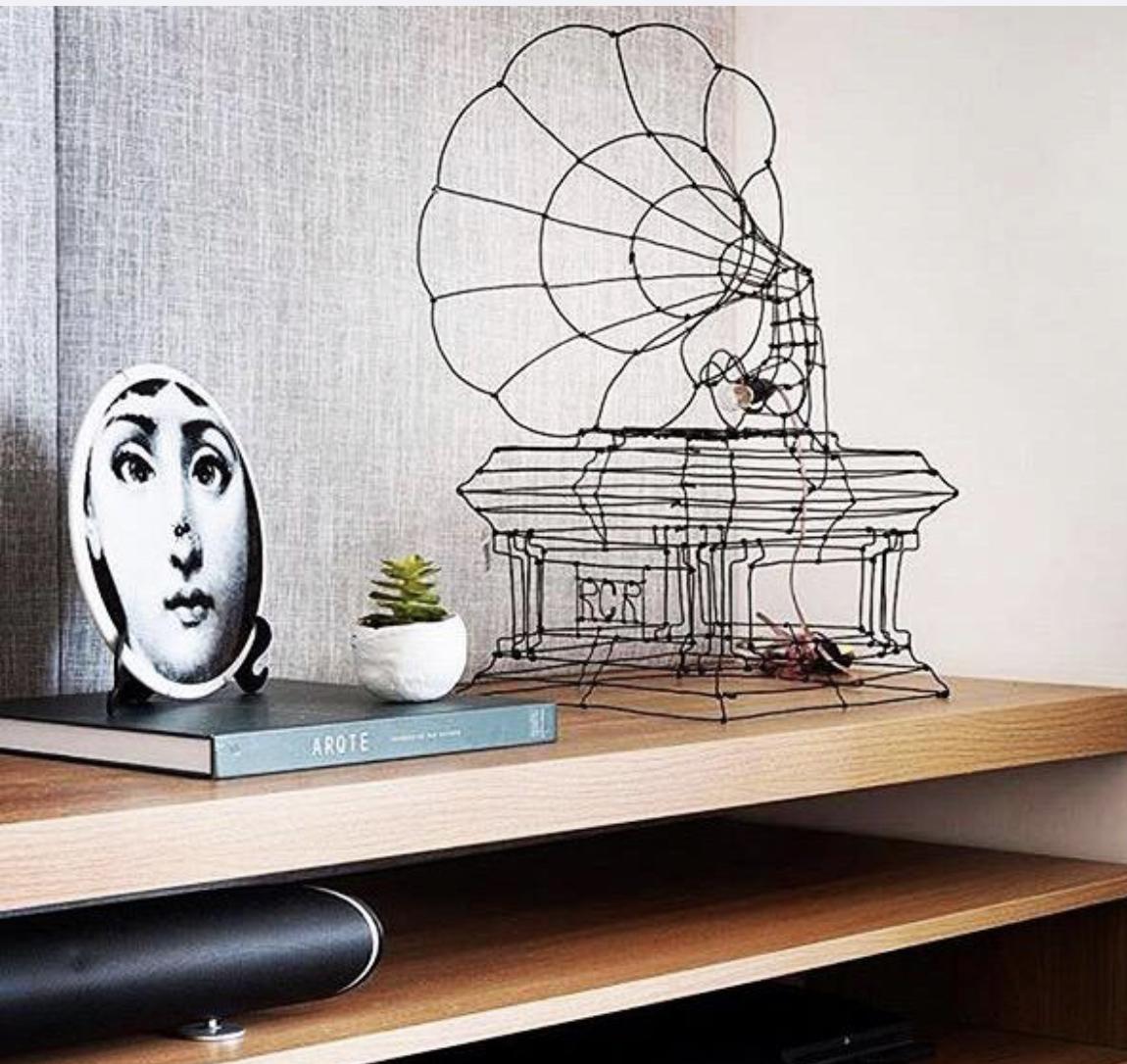 Gramofone Interior design