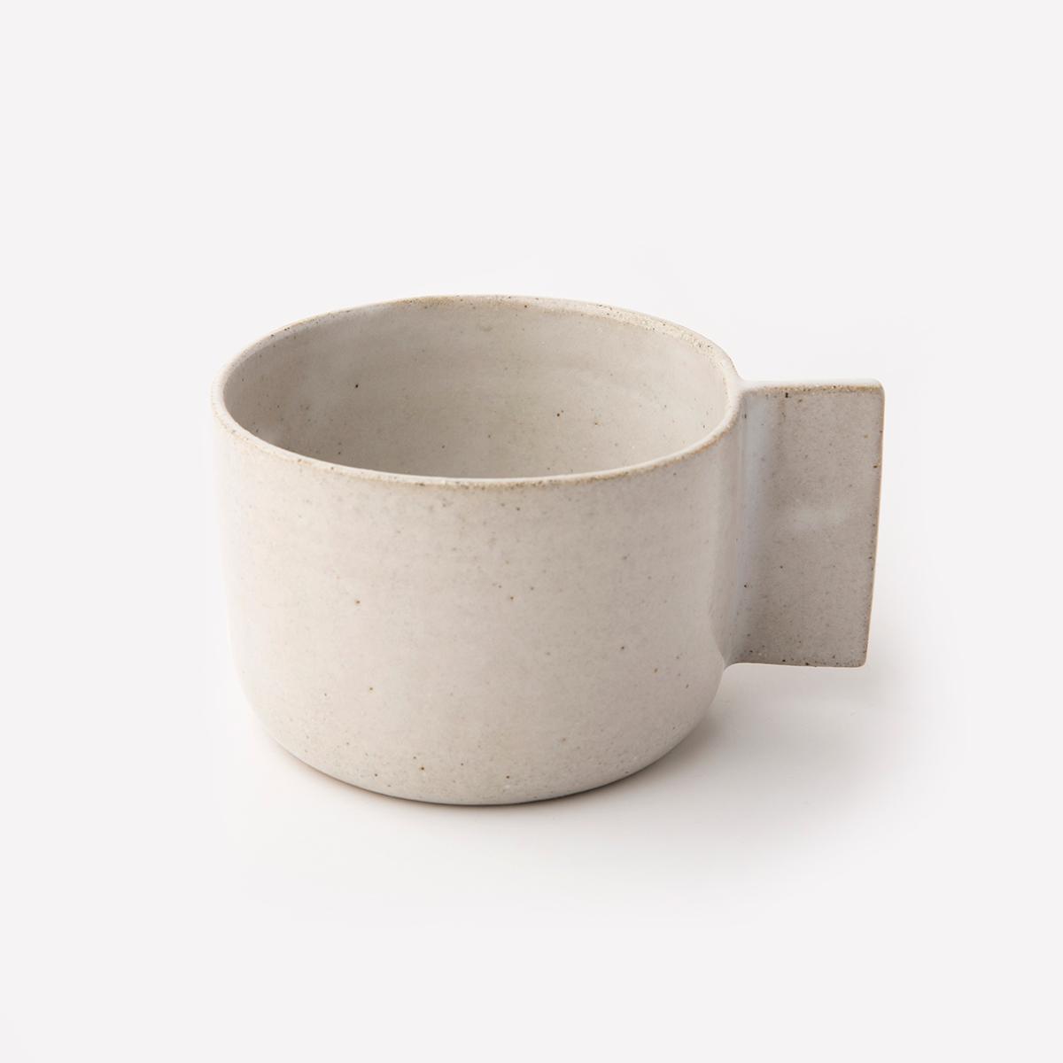 Caneca Bowl Palito – Cor: Branco