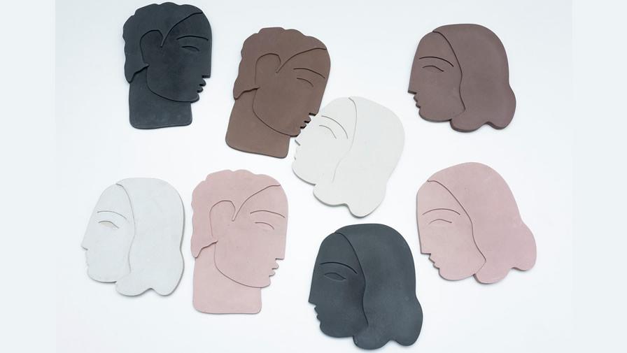 Máscaras Homem e Mulher (disponível em 6 cores)