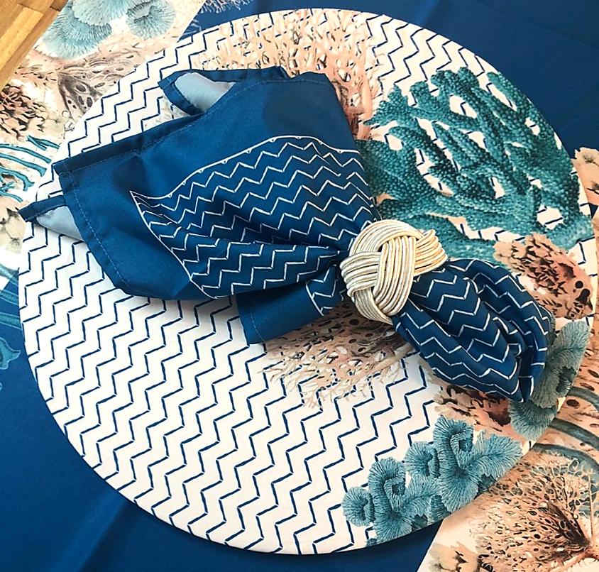 Coleção Il Mare Azul