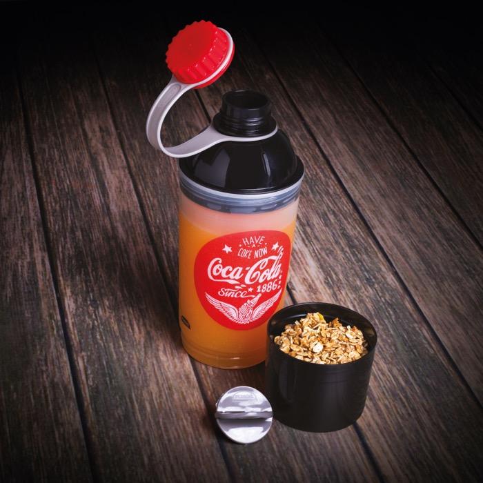 Shakeira Vip com compartimento Coca-Cola