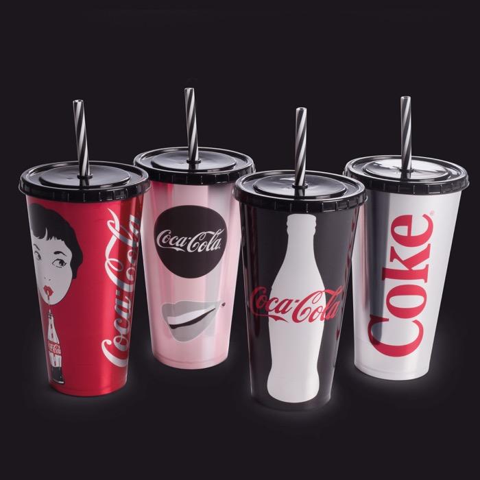 Copo refri Coca-Cola