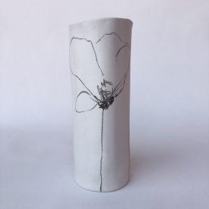 Atelier Le Motif- Série Papoulas- Vaso M pvm