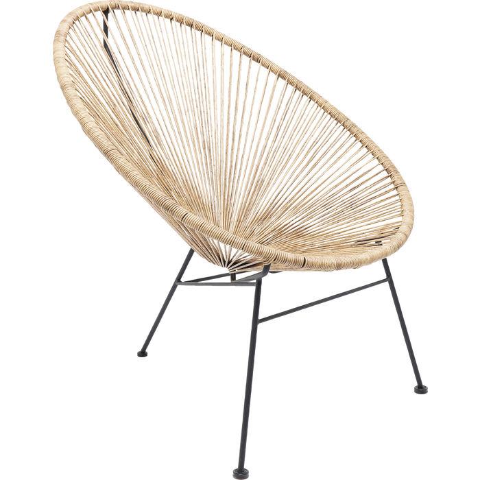 Cadeira Spaghetti Nature
