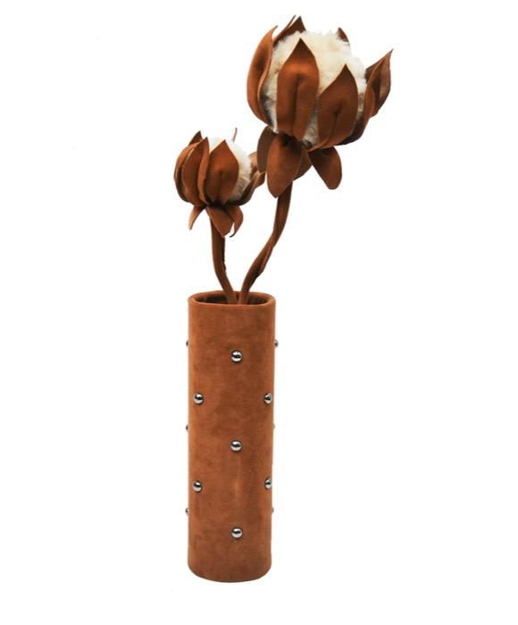 Protea Vaso Cilíndrico