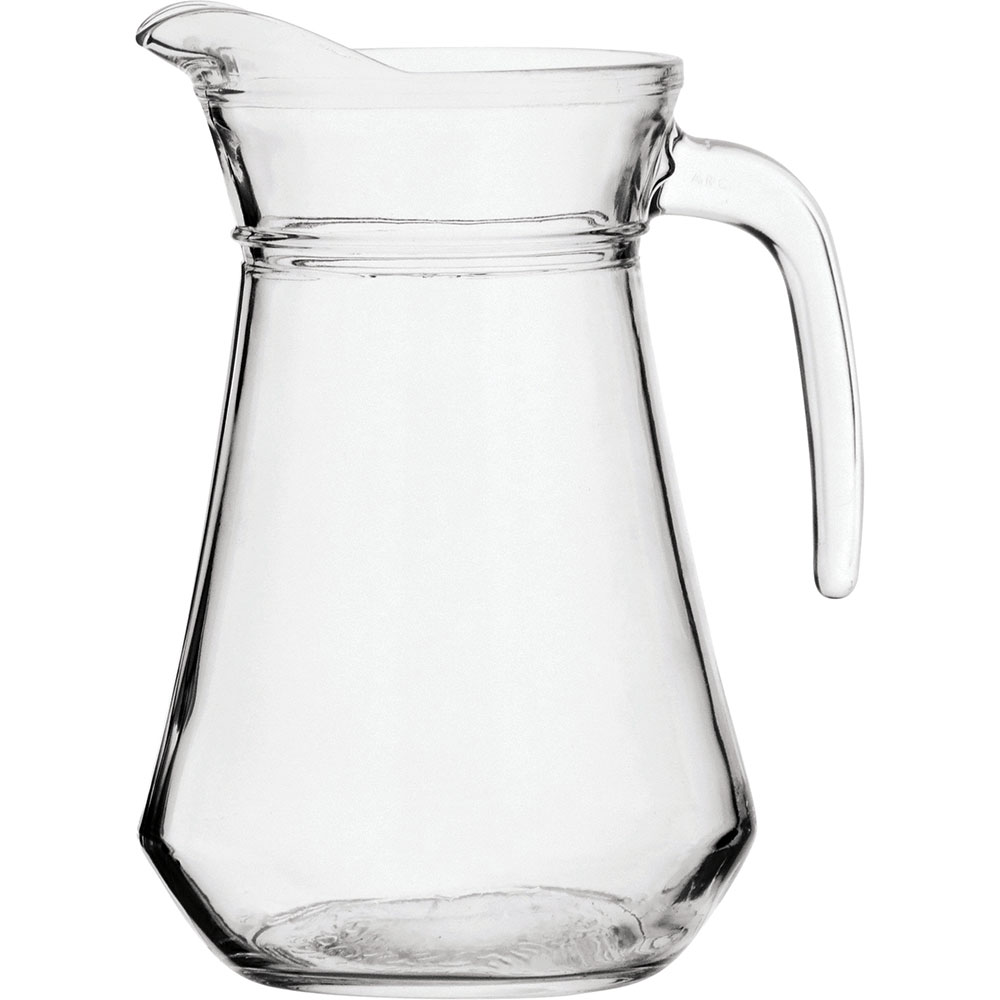 Foto still da jarra de vidro