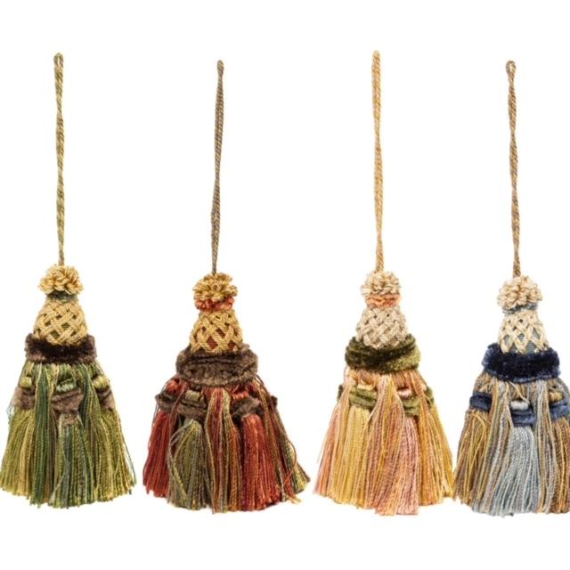 Pingentes decorativos/tassels